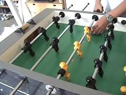 the poor man u0027s tornado foosball table part 2 youtube