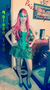 Poison Ivy Halloween Costume Ideas 52 Ff Ideas Images Costumes Halloween Ideas