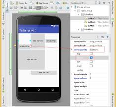 layouts for android android ui layouts tutorial