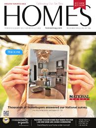 Great Gulf Homes Decor Centre Homes Magazine Dec Jan 2016 By Homes Publishing Group Issuu