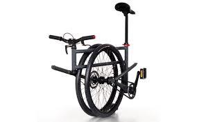 best folding bike 2012 folder a folding bike with size wheels by mikulas novotny