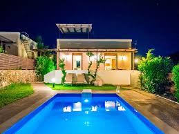 myrto bungalow with garden and private pool 2 br vacation
