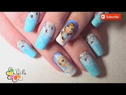 nails art video tutorial