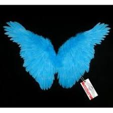 Halloween Costume Wings Paradise Parrot Feather Arm Bird Wings Cutiepatootiedesignz