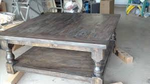 white farmhouse coffee table the images collection of gray farmhouse coffee table unique rustic s