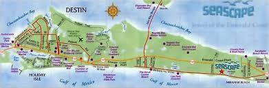 destin map maritza martinez and straub s wedding website