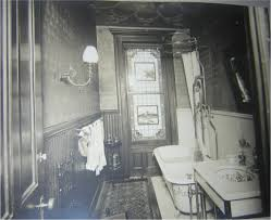 authentic victorian bathroom interior views 1179 dean st