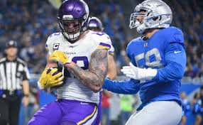 vikings at lions thanksgiving broadcasting info vikings wire