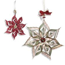sizzix winter ornaments scallop thinlits die