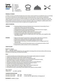 chef resume examples sushi chef resume sample best operations