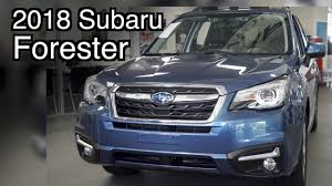 subaru forester 2018 review 2018 subaru forester review youtube