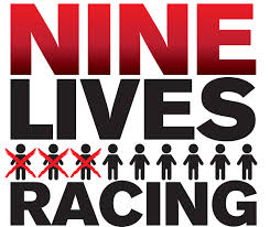 miata logo nine lives racing about johnny c u0026 nine lives racing