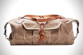 Rugged Duffel Bags The 40 Best Duffel Bags And Weekenders For Men Hiconsumption