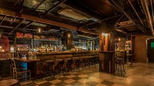 downtown la u0027s new basement bar is a world war ii era party bunker