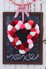Valentine Decoration Ideas For Restaurants by 17 Easy Valentine U0027s Day Crafts Diy Decorations For Valentine U0027s Day