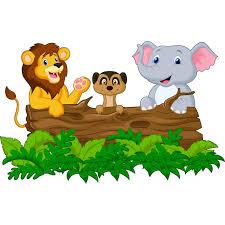 stickers animaux chambre bébé stickers muraux enfant animaux jungle réf 15221 stickers muraux enfant