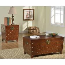 Coffee Table Chest Treasure Chest Coffee Table And End Table