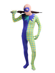 morph halloween costume aliexpress com buy mardi gras morph suit costume from reliable