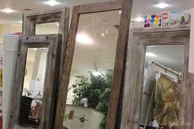 Home Goods Bathroom Decor Homeware Standing Mirrors Cheap Mirror Floor Length Floor