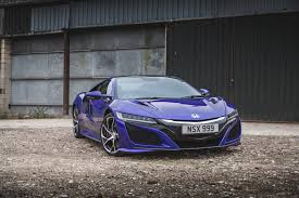 custom honda nsx 2017 honda nsx review