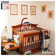 When Do You Convert A Crib To A Toddler Bed Diy Porch Swing From A Crib Easy Upcycling