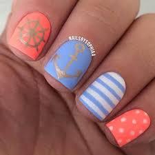 best 25 cruise nails ideas on pinterest beach nails summer
