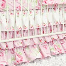 Target Simply Shabby Chic by Nursery Beddings Shabby Chic Crib Bedding For Sale Also Shabby