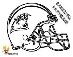 Drawn Football Coloring Page Nfl Pencil And In Color Drawn Football Coloring Page