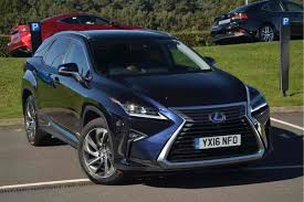 lexus hybrid 2016 used cars in stock at lexus lincoln for sale