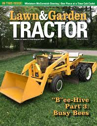 lawn u0026 garden tactor magazine by sherman studios issuu