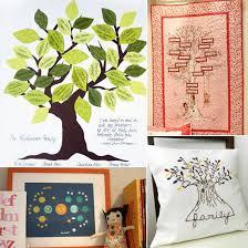 modern family tree ideas popsugar