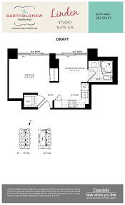 Regent Homes Floor Plans by The Bartholomew Condos U0026 Townhomes Regent Park Life