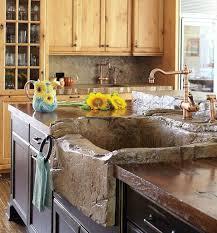 Rustic Kitchen Sink Rustic Kitchen Sink Kitchen Design Ideas