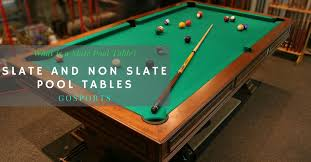 non slate pool table what is a slate pool table do you know the difference between slate