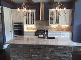 White Carrera Marble Kitchen Countertops - luxury countertops blog 5 big impact small kitchen updates