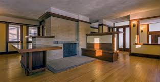 frank lloyd wright home interiors emil bach house by frank lloyd wright celebrates 100 designapplause