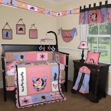 Custom Girls Bedding by Western Cowgirl Baby Bedding Adds Plenty Of Fun To The Kids