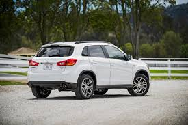 mitsubishi outlander sport 2016 red 2016 mitsubishi outlander outlander sport recalled to fix door
