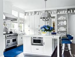 Country Homes And Interiors Subscription 27 Rooms That Showcase Blue And White Decor Photos Architectural