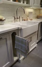 kitchen towel racks for cabinets ellajanegoeppinger com