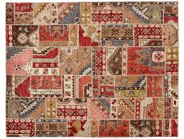 Pottery Barn Persian Rug by Patchwork Turkish Rug Roselawnlutheran