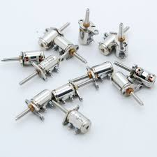 amazon com 10pcs 3 5v 2 phase 4 wire micro stepper motor mini