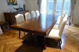 french provincial dining table fixed or extension top timeless