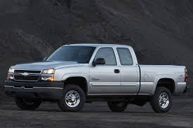 2007 chevrolet silverado 2500hd classic information and photos