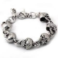 bracelet skull images Skull bracelet sb12 156 21 90 jpg