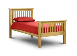 bed 102 wooden single bed frame bedrock furniture