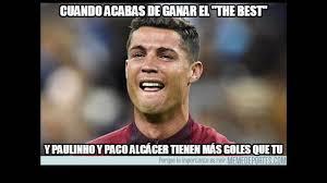 Memes De Ronaldo - derbi madrileño los memes se burlan de cristiano ronaldo después
