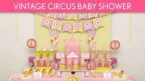 circus baby shower vintage circus baby shower ideas vintage circus s32