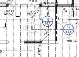 structural plan u0027coarse u0027 display object properties autodesk