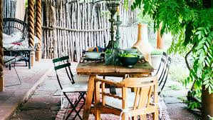 Cabana Ideas For Backyard Ideas For Outdoor Dining Rooms Sunset